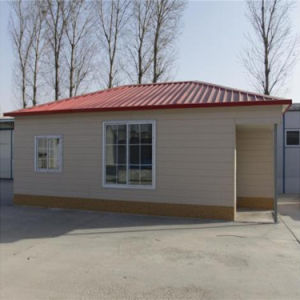 Modern Design Steel Structure Prefabricated House Price pictures & photos