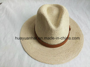 100% Paper with Strapped Decoration Leisure Style Safari Hats pictures & photos