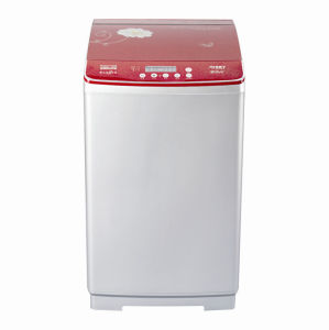 7.0kg Fully Atuo Washing Machine (plastic body/Glass lid) XQB70-781 pictures & photos