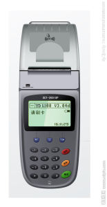 LCD for POS Terminal Device pictures & photos