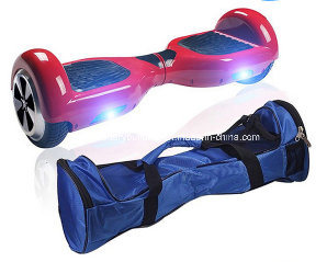 Mini Smart Balance Two Wheel Electric Drift Board/Scooter with LED Light and Bag pictures & photos