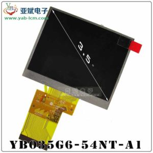 TFT LCD Module, Yb035g6-54 Nt - A1 Lattice Modules