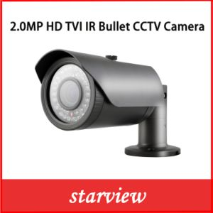 2MP Vari-Focal Tvi IR Bullet CCTV Waterproof Security Camera pictures & photos