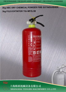 3kg Dry Powder Fire Extinguisher pictures & photos