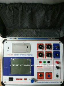 Automatic Hv Circuit Breaker Operating Mechanism Tester pictures & photos