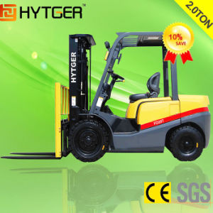 New Type Innoma Series 2500kgs Forklift Truck for Sale (FD25T) pictures & photos
