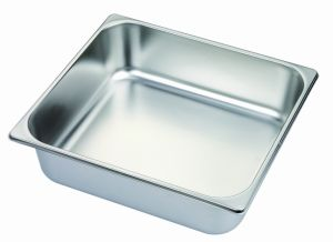 2/3 Stainless Steel Gn Pans, Gastronom Containers, Kitchenwares, Buffet Ware pictures & photos