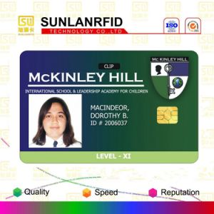 Wholesale Contact Chip Smart Card ISO 7816 Smart IC Card Sle5528 Smart Card with Nice Price pictures & photos