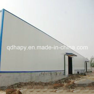 Prefab Light Steel Structure Warehouse Building Construction pictures & photos