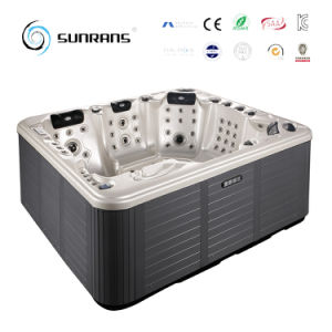 Hot Sale Acrylic Freestanding Outdoor SPA Hot Tub pictures & photos