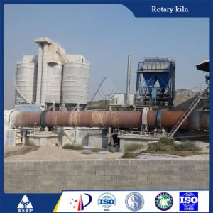 Active Lime Rotary Kiln Fired by Natural Gas pictures & photos