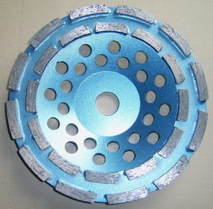 """Diamond Cup Grinding Wheels 6"""" pictures & photos"""