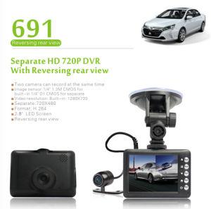 Vasens DVR-690 Black Car DVR pictures & photos