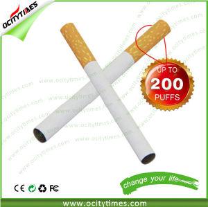 Ocitytimes Wholesale Mini E Cigarette 200 Puffs Diposable Electronic Cigarette pictures & photos
