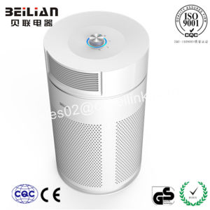 Cylinder-Shaped Air Purifier with HEPA Filter Made by Beilian pictures & photos