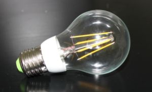 4W A60 LED Filament Bulb Light Hotsale