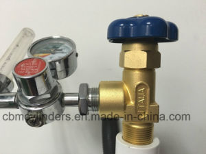 Italia Valve for Oxygen Gas Cylinders pictures & photos