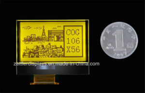 106X56 Dots Cog LCD Module, with Backlight: Aqm1056b Series Module pictures & photos