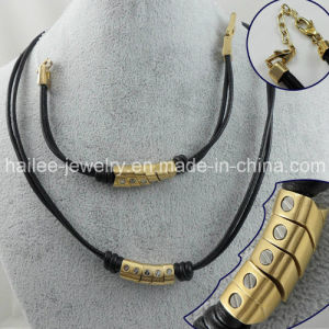 Fashion Wholesale Design 316L Stainless Steel Chain Jewelry pictures & photos