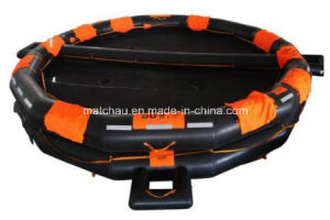 65man Open Reversible Inflatable Life Rafts pictures & photos