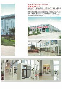China Heat Insulation Aluminum Glass Sliding Window pictures & photos