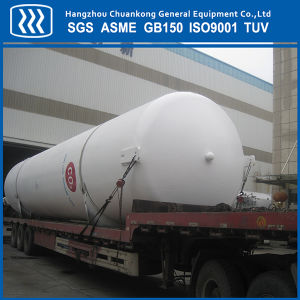 Cryogenic Liquid Carbon Dioxide Oxygen Argon Tank pictures & photos