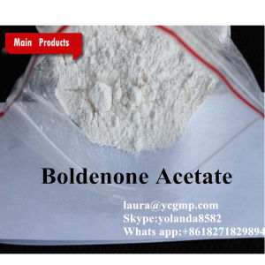 Bulking Cycle Steroids Boldenone Acetate CAS 219-112-8 for Muscle Growth pictures & photos