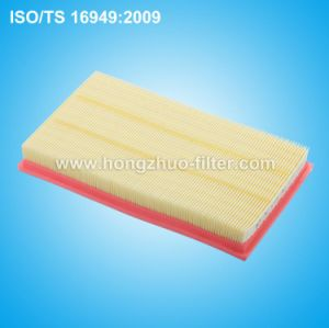 Auto Air Filter for Zotye 2008 OEM 1109112-02 pictures & photos