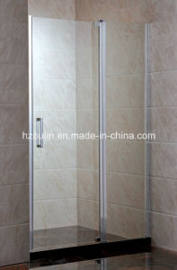 Bi-Fold Tempered Glass Shower Screen pictures & photos