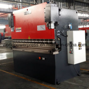 6mm Thick and 3 Meter Long Sheet Metal Bending Machine pictures & photos
