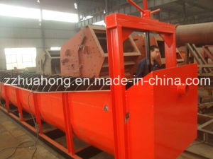 Screw Stone Washer, Sand Cleaning Machine pictures & photos