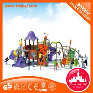 Preschool Kids Outdoor Plastic Playground Set pictures & photos