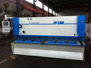 QC11k-16 X 6000 Electric Hydraulic Shearing Machine for Cutting Metal Plate