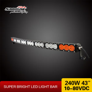 "43"" Offroad Auto CREE 240W Curved LED Light Bar pictures & photos"