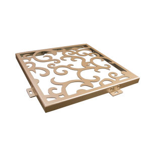 Perforated Aluminum Decorative Cladding Panel pictures & photos