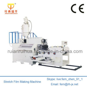 Cling Film Extruder Machine pictures & photos