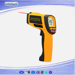 Non-Contact Body Digital Infrared Thermometer 200 to 1850 Degree pictures & photos
