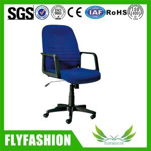 Ergonomic Office Fabric Armrest Swivel Chair (OC-120) pictures & photos