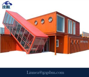 Prefab Container House Container House with Wheels Living Container House