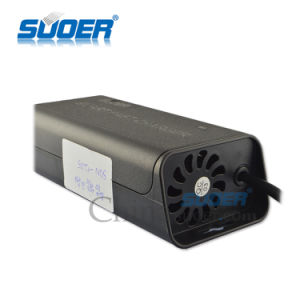Suoer 3 Stages Charging Mode Battery Charger 5A 12V Universal Battery Charger (SON-1205) pictures & photos