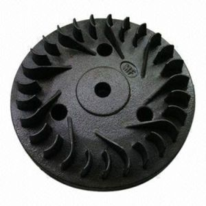 OEM Grey and Ductile Cast Iron Casting pictures & photos