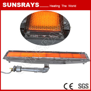 Infrared Gas Burner (GR2402) for Bicycle Painting pictures & photos