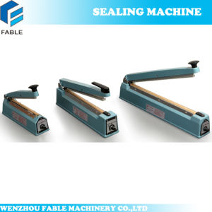 Different Material Body Bag Manual Hand Bag Sealer (PFS-200) pictures & photos