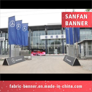 Professional Factory 3m 5m 7m Water Injection Flag