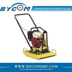CBC-100 Hot sell wacker vibratory reversible pison compactador with gasoline engine pictures & photos