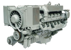B/F513f Series V Type Air Cooled Deutz Diesel Engine (BF12L513C) pictures & photos