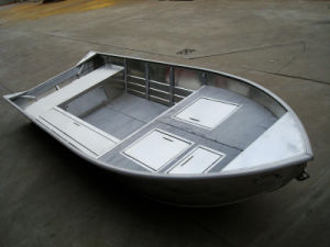 Beautiful Aluminium Alloy Fishing Boats (OV6-14) pictures & photos