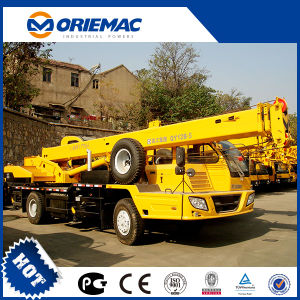 Hot-Selling 12ton Truck Crane Qy12b. 5 pictures & photos