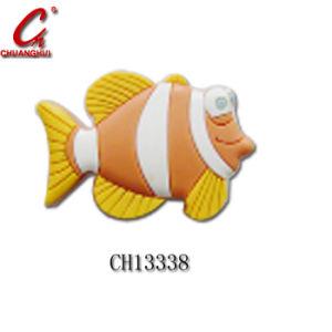 Soft Rubber Cartoon Children PVC Cabinet Handle pictures & photos
