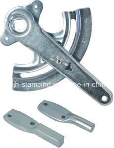 Zinc Coated Dial Regulator-Metal Quadrant-Stamping